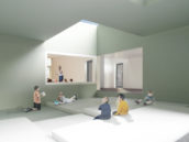 Serge Schoemaker renoveert wederopbouwschool