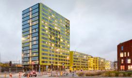 ARC14 inzending: Science Park II – huis met 605 kamers in Amsterdam Oost