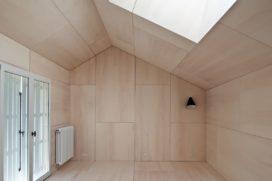 Koetshuis in Antwerpen door Hans Verstuyft