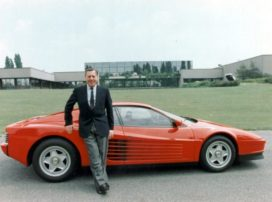 'Godfather' autodesign overleden
