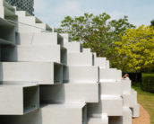 VvdW – Serpentine Gallery Pavilion door Bjarke Ingels