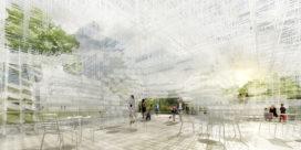 Sou Fujimoto ontwerpt Serpentine Paviljoen