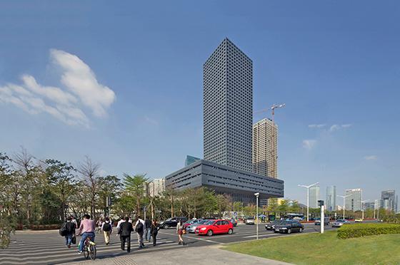 Shenzhen Stock Exchange_OMA_WAF Nominatie