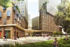 De Architekten Cie. bouwt in Moskou
