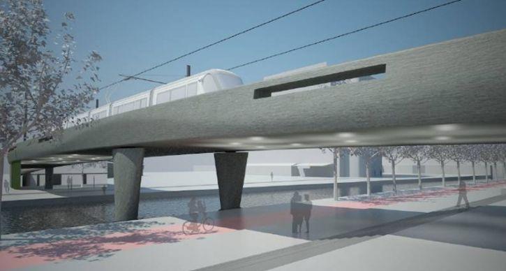 OV Viaduct Utrecht