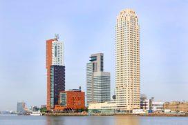 New Orleans in Rotterdam door Álvaro Siza
