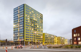 Studentencomplex Science Park geopend