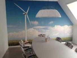 Duurzaam vernieuwde kantoor Stichting Natuur & Milieu