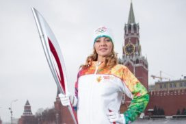 Toorts OS Sochi 2014 gepresenteerd