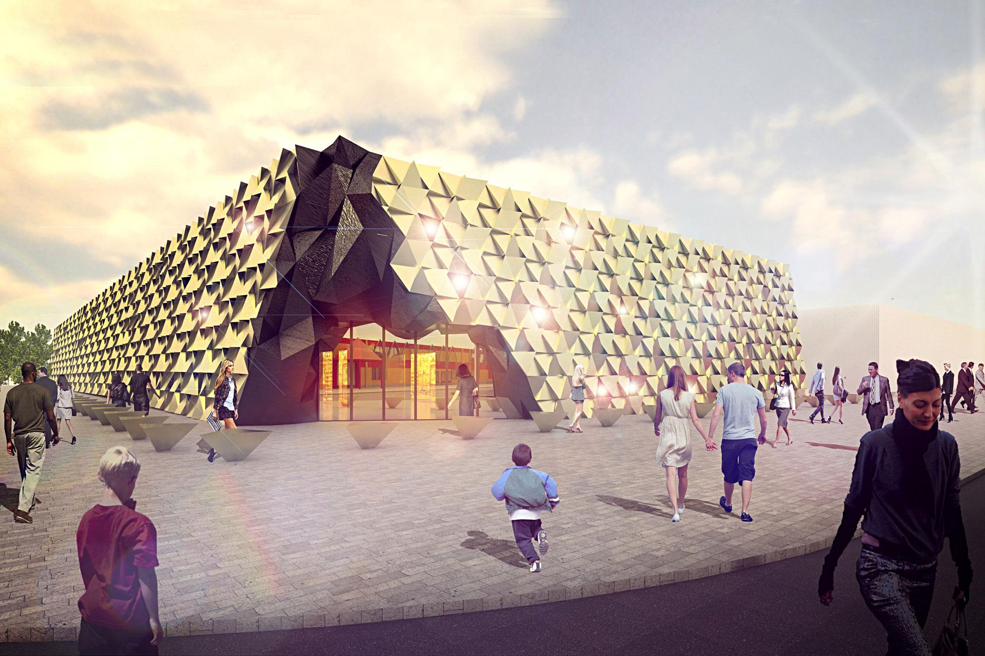 Gouden Soek Beverwijk Liong Lie Architecten