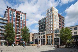 Parteon Architectuurprijs naar stadhuis Zaanstad