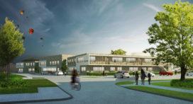 RoosRos maakt winnend ontwerp Brede School Sonate Etten Leur