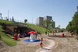 ARC14 Inzending: Speeltuinloge Dakpark Rotterdam