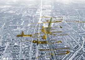 Infrastructuur als voorwaarde voor levendig Delft