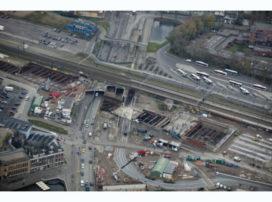 Ontwikkelingscombinatie Spoorzone en Delft uit elkaar