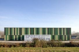 Groene Sporthal in Nieuwerkerk a/d IJssel