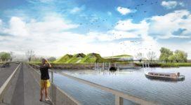 Uitbreiding Biesbosch MuseumEiland sluit aan bij het landschap