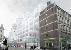 Prijsvraag Stadskantoor Rotterdam farce