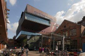 Uitbreiding Melkweg en Stadsschouwburg door Jonkman Klinkhamer
