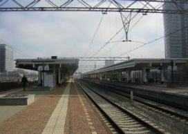 Vernieuwing Station Amsterdam Zuid