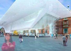 Medewerkers Stedelijk Museum verhuizen alvast