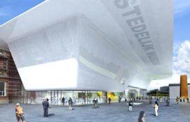 Stedelijk Museum zo goed als af