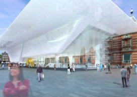 Amsterdam zoekt nieuwe aannemer Stedelijk Museum