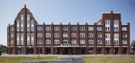 Appartementengebouw Steenwijk door B+O
