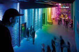 Club WATT in Rotterdam door Kossmann.dejong in samenwerking met Döll – Atelier voor Bouwkunst