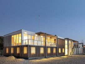 Strandhuis in Zandvoort