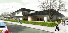 Bouw Anne Frankschool in Utrecht van start