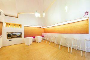 Sushibar Sosushi in Turijn door uau office