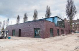 Nieuw clubhuis voor Swift Amsterdam