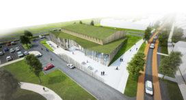 Multifunctioneel centrum Het Anker in Zwolle