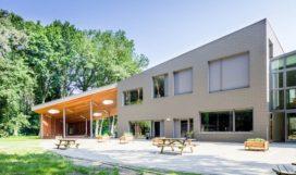 Passiefschool 't Zandhofje – a33 architecten