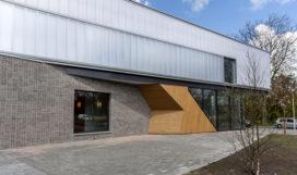 Sportcentrum Zaanstad door UArchitects