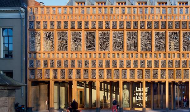 Stadhuiskwartier Deventer Genomineerd voor ARC16 Architectuur Award