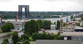 Tasmantoren in Groningen door WALarchitectenbureau