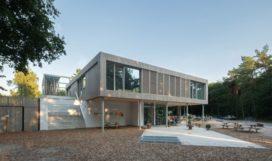 Stayokay-hostel in Bergen op Zoom door Personal Architecture