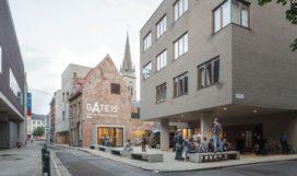 Gate 15 multifunctioneel studentencomplex Antwerpen