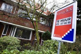 Huurwoningen in vrije huursector sneller verhuurd