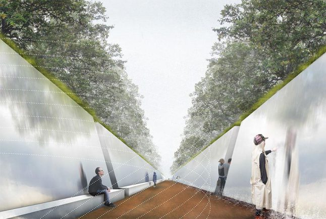 MH17 Memorial Int Competition Student Young Architects Ukraine