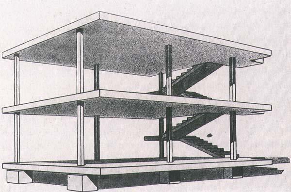 Teerds_Tekening_Corbusier
