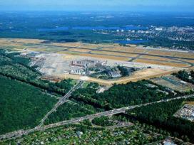 MVRDV/Topotek 1 winnen masterplanrichtlijnen Berlin Tegel Airport Transformatie