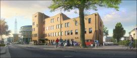 ING-kantoor Alberts & Van Huut wordt bedrijfsverzamelgebouw