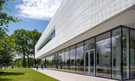 Project van de Dag: Thales Shared Facility Centre door LKSVDD en Reitsema & partners