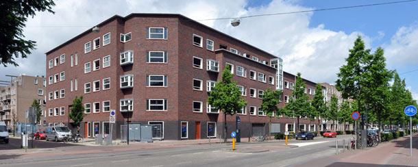 Tidore Amsterdamse nieuwbouwprijs