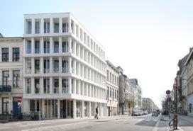 Woon- en werkunits Montignystraat