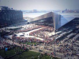 Centraal Station zet meer op de kaart dan Rotterdam