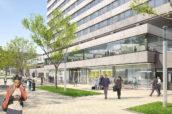 cepezed wint tender Tinbergen gebouw